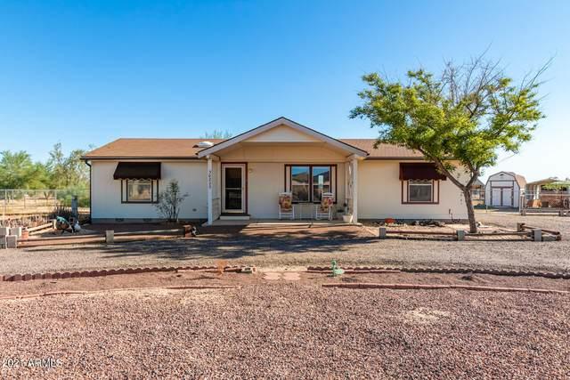 30223 W Roosevelt Street, Buckeye, AZ 85396 (MLS #6297943) :: Howe Realty
