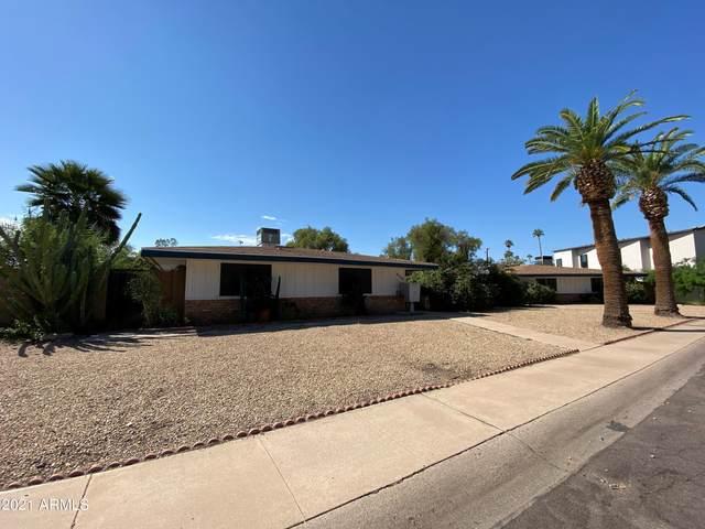6129 E Hollyhock Street #3, Phoenix, AZ 85018 (MLS #6297948) :: The Property Partners at eXp Realty