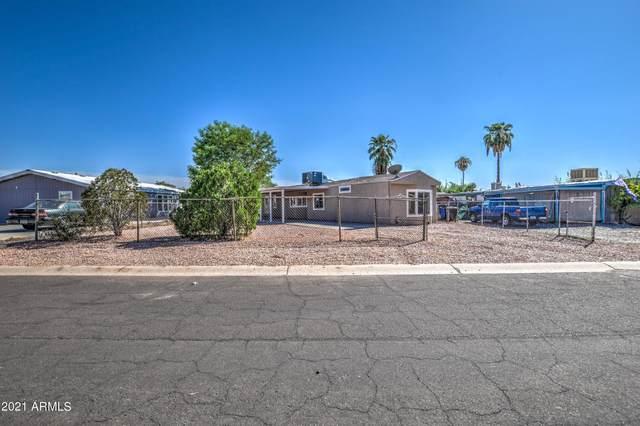 7911 E Jerome Avenue, Mesa, AZ 85209 (MLS #6297952) :: Power Realty Group Model Home Center