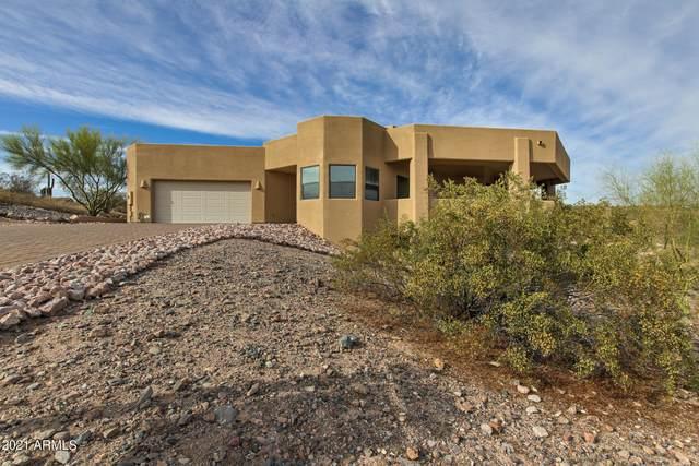16642 E Trevino Drive, Fountain Hills, AZ 85268 (MLS #6297953) :: Yost Realty Group at RE/MAX Casa Grande