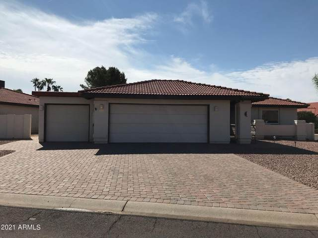 10301 E Silvertree Court, Sun Lakes, AZ 85248 (MLS #6297954) :: NextView Home Professionals, Brokered by eXp Realty