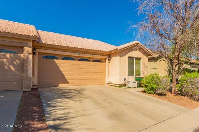 6610 E University Drive #153, Mesa, AZ 85205 (MLS #6297964) :: Power Realty Group Model Home Center