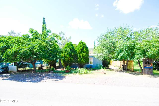 9 Park Avenue, Bisbee, AZ 85603 (MLS #6297974) :: NextView Home Professionals, Brokered by eXp Realty