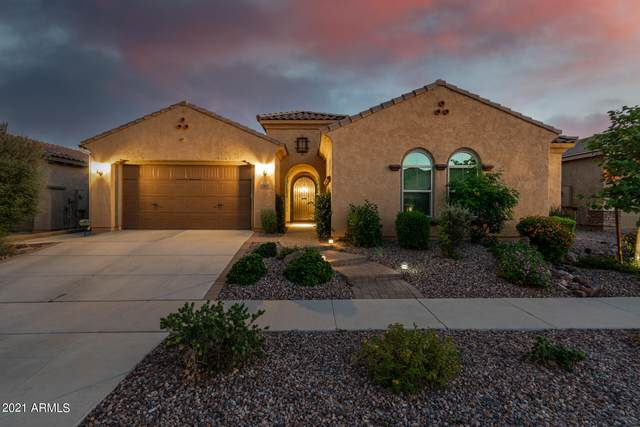 3327 E Indigo Street, Gilbert, AZ 85298 (MLS #6297977) :: Openshaw Real Estate Group in partnership with The Jesse Herfel Real Estate Group