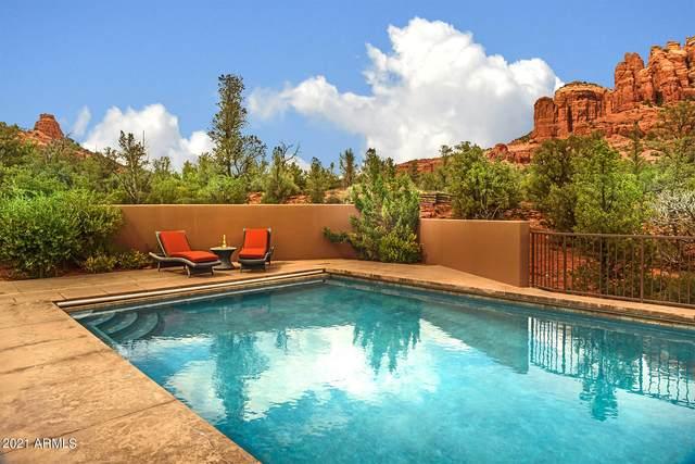 190 Deerfield Road Lot 56, Sedona, AZ 86351 (MLS #6297986) :: Keller Williams Realty Phoenix