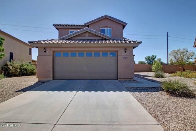 1039 E Mayfield Drive, San Tan Valley, AZ 85143 (MLS #6297987) :: The Helping Hands Team