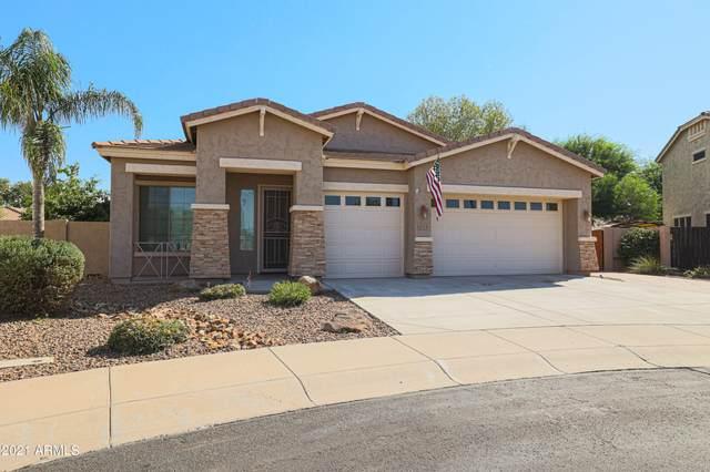 6271 S Twilight Court, Gilbert, AZ 85298 (MLS #6297989) :: Keller Williams Realty Phoenix