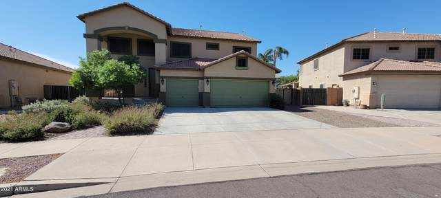 1878 S 173RD Drive, Goodyear, AZ 85338 (MLS #6297991) :: NextView Home Professionals, Brokered by eXp Realty