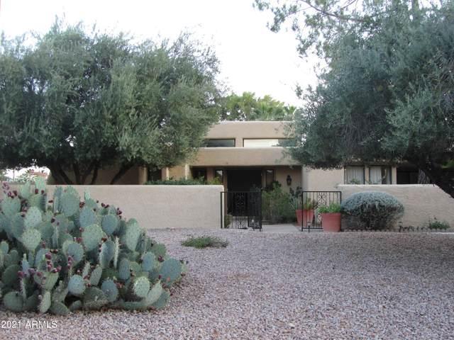 8723 E Via Taz Sur, Scottsdale, AZ 85258 (MLS #6297999) :: Executive Realty Advisors