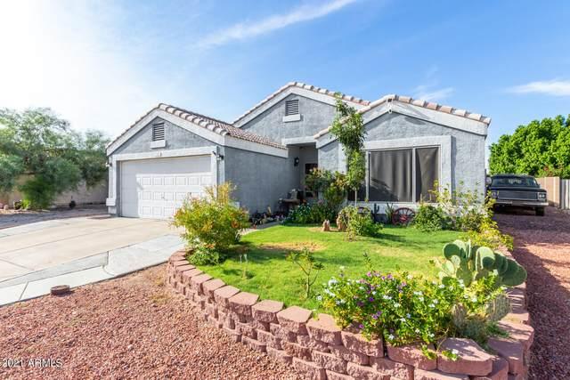 1128 W 20TH Avenue, Apache Junction, AZ 85120 (MLS #6298011) :: RE/MAX Desert Showcase