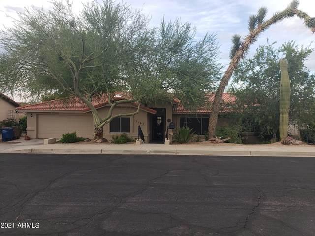 2160 W Terrace Drive, Wickenburg, AZ 85390 (MLS #6298014) :: Executive Realty Advisors