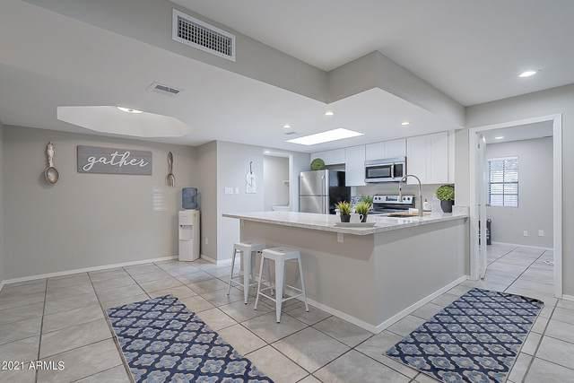 2855 S Extension Road #123, Mesa, AZ 85210 (MLS #6298016) :: Executive Realty Advisors