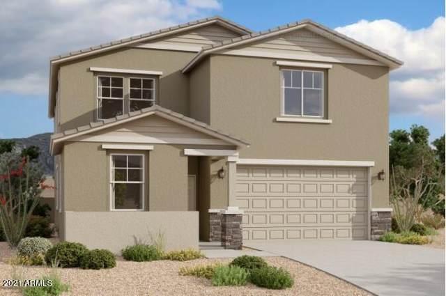 35934 W San Clemente Avenue, Maricopa, AZ 85138 (MLS #6298022) :: West USA Realty
