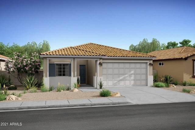 18672 N Los Gabrieles Way, Maricopa, AZ 85138 (MLS #6298026) :: Elite Home Advisors