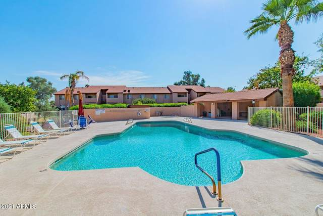 1942 S Emerson #140, Mesa, AZ 85210 (MLS #6298030) :: Executive Realty Advisors