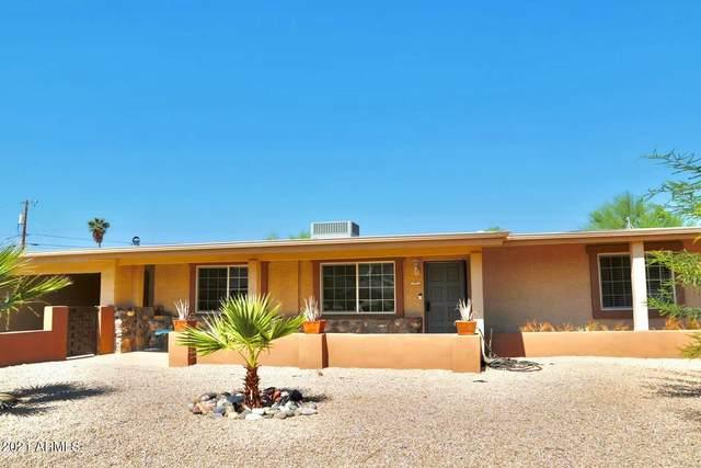 1702 E Aire Libre Avenue E, Phoenix, AZ 85022 (MLS #6298048) :: Klaus Team Real Estate Solutions