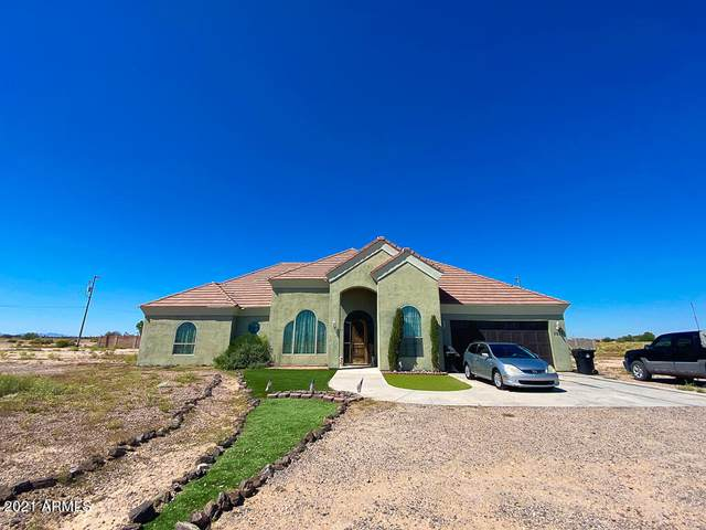 3530 N Bandelier Drive, Eloy, AZ 85131 (MLS #6298049) :: Openshaw Real Estate Group in partnership with The Jesse Herfel Real Estate Group