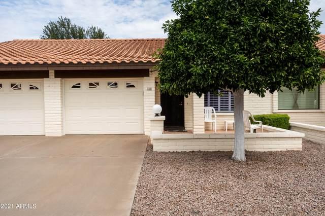 2310 S Farnsworth Drive #23, Mesa, AZ 85209 (MLS #6298051) :: The Property Partners at eXp Realty
