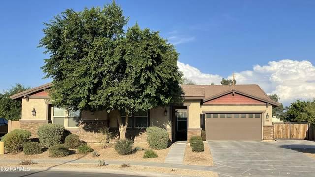20489 S 199TH Place, Queen Creek, AZ 85142 (MLS #6298072) :: Executive Realty Advisors