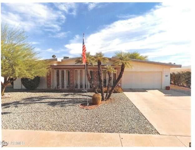 10901 W Sequoia Drive, Sun City, AZ 85373 (MLS #6298073) :: West Desert Group | HomeSmart