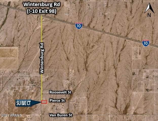 625 N Wintersburg Road, Tonopah, AZ 85354 (MLS #6298085) :: The Daniel Montez Real Estate Group
