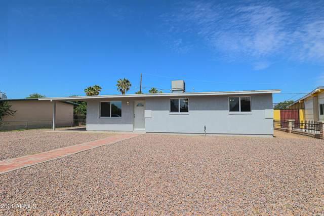 160 W Geronimo Street, Chandler, AZ 85225 (MLS #6298092) :: Yost Realty Group at RE/MAX Casa Grande