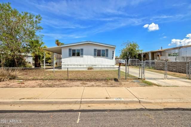 3946 E Baywood Avenue, Mesa, AZ 85206 (MLS #6298102) :: The C4 Group
