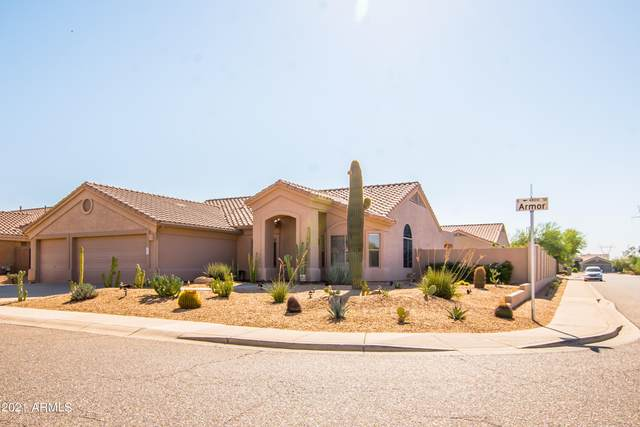 4863 E Armor Street, Cave Creek, AZ 85331 (MLS #6298104) :: RE/MAX Desert Showcase