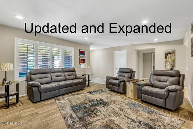 21209 N 132ND Drive, Sun City West, AZ 85375 (MLS #6298105) :: The Everest Team at eXp Realty