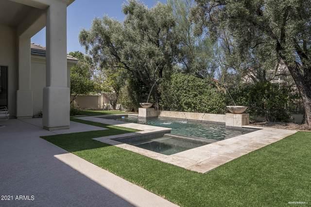 11636 E Del Timbre Drive, Scottsdale, AZ 85259 (MLS #6298111) :: Executive Realty Advisors