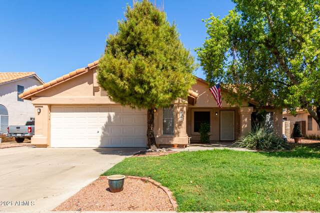 1214 E Grovers Avenue, Phoenix, AZ 85022 (MLS #6298121) :: The Property Partners at eXp Realty