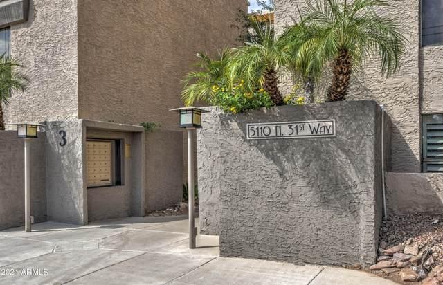5110 N 31ST Way #312, Phoenix, AZ 85016 (MLS #6298122) :: The Property Partners at eXp Realty