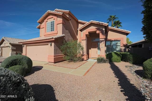 2687 N 137TH Avenue, Goodyear, AZ 85395 (MLS #6298129) :: The Garcia Group