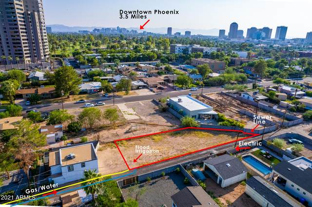 3612 N 10TH Place, Phoenix, AZ 85014 (MLS #6298150) :: The Everest Team at eXp Realty