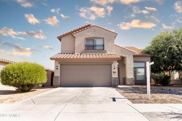 437 S 112TH Drive, Avondale, AZ 85323 (MLS #6298151) :: Executive Realty Advisors