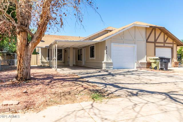5734 N 68TH Avenue, Glendale, AZ 85303 (MLS #6298154) :: Executive Realty Advisors