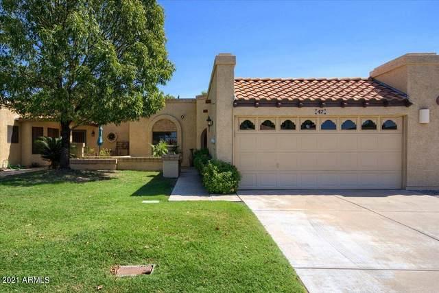 5505 E Mclellan Road #47, Mesa, AZ 85205 (MLS #6298175) :: The C4 Group