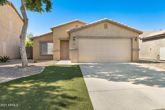 21272 N Duncan Drive, Maricopa, AZ 85138 (MLS #6298177) :: Elite Home Advisors