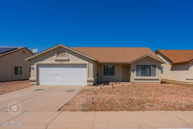 14334 W Ely Drive, Surprise, AZ 85374 (MLS #6298183) :: Power Realty Group Model Home Center