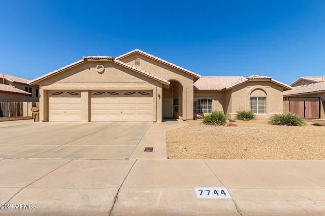 7744 W Karen Lee Lane, Peoria, AZ 85382 (MLS #6298192) :: The Daniel Montez Real Estate Group
