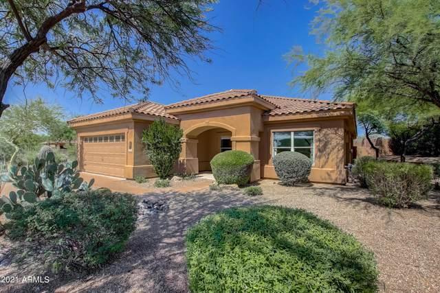 9464 E Whitewing Drive, Scottsdale, AZ 85262 (MLS #6298197) :: Executive Realty Advisors