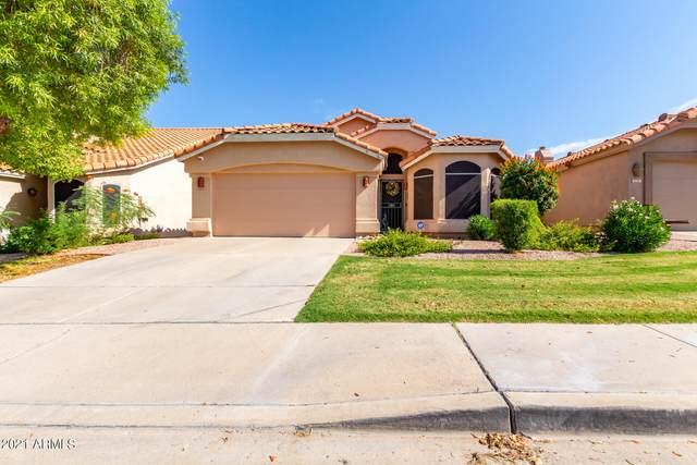 6520 E Raftriver Street, Mesa, AZ 85215 (MLS #6298205) :: The C4 Group