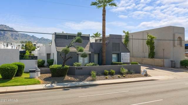 7325 N 16TH Street #100, Phoenix, AZ 85020 (MLS #6298206) :: Elite Home Advisors