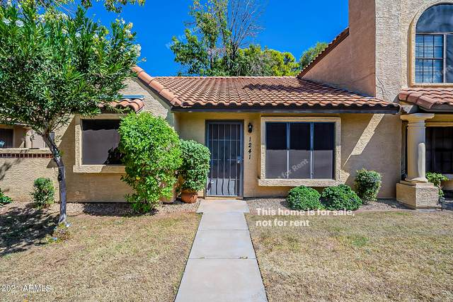 5704 E Aire Libre Avenue #1241, Scottsdale, AZ 85254 (MLS #6298207) :: Yost Realty Group at RE/MAX Casa Grande