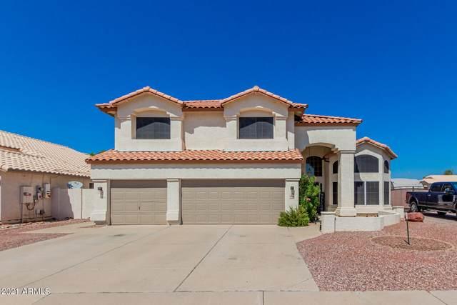 8724 W Betty Elyse Lane, Peoria, AZ 85382 (MLS #6298212) :: Klaus Team Real Estate Solutions