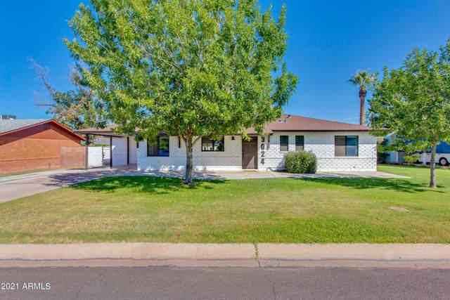 3024 E Montecito Avenue, Phoenix, AZ 85016 (MLS #6298235) :: Yost Realty Group at RE/MAX Casa Grande