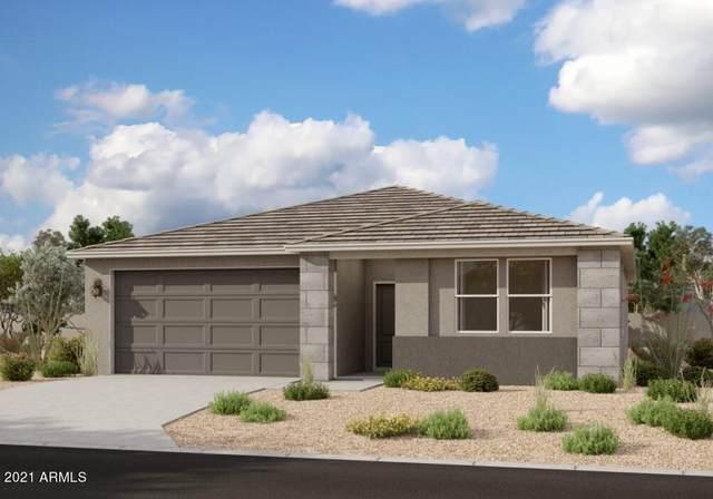 35823 W Santa Monica Avenue, Maricopa, AZ 85138 (MLS #6298246) :: Executive Realty Advisors