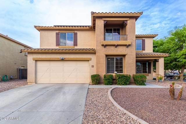 17744 W Charter Oak Road, Surprise, AZ 85388 (MLS #6298247) :: Power Realty Group Model Home Center