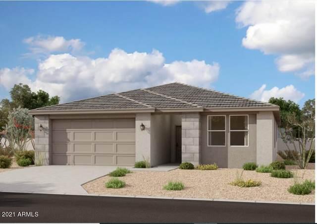 35786 W Santa Monica Avenue, Maricopa, AZ 85138 (MLS #6298254) :: Executive Realty Advisors