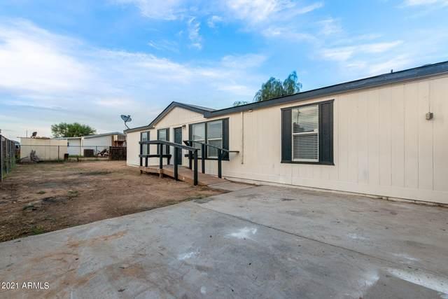 110 E Wagoner Road, Phoenix, AZ 85022 (MLS #6298257) :: Klaus Team Real Estate Solutions